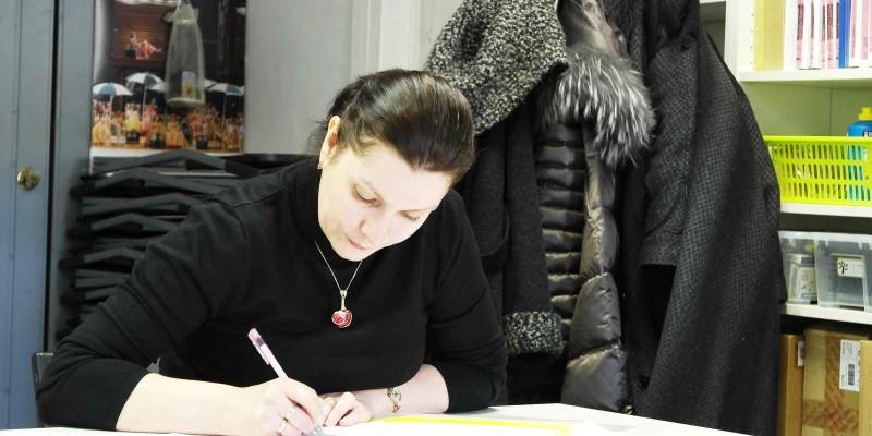 семинар Дарьи Морозовой